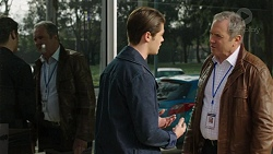 Ben Kirk, Karl Kennedy in Neighbours Episode 7442