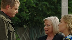 Gary Canning, Sheila Canning, Xanthe Canning in Neighbours Episode 7442