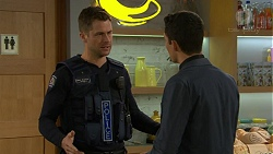 Mark Brennan, Jack Callaghan in Neighbours Episode 7443