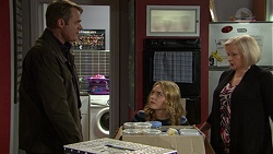 Gary Canning, Xanthe Canning, Sheila Canning in Neighbours Episode 7443