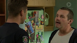 Mark Brennan, Toadie Rebecchi in Neighbours Episode 7443