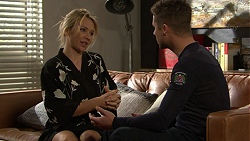 Steph Scully, Mark Brennan in Neighbours Episode 7443