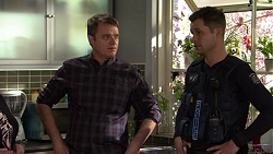 Gary Canning, Mark Brennan in Neighbours Episode 7443