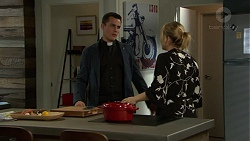 Jack Callaghan, Steph Scully in Neighbours Episode 7444
