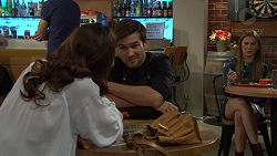 Elly Conway, Ned Willis in Neighbours Episode 7444
