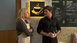 Lauren Turner, Ned Willis in Neighbours Episode 7445