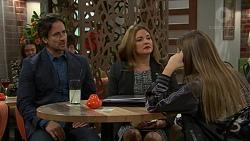 Brad Willis, Terese Willis, Piper Willis in Neighbours Episode 7445