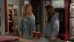 Steph Scully, Amy Williams in Neighbours Episode 7446
