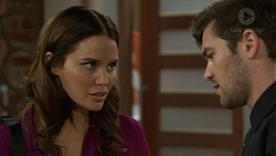 Elly Conway, Ned Willis in Neighbours Episode 7446