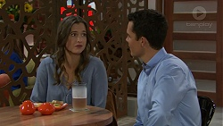 Amy Williams, Jack Callahan in Neighbours Episode 7446