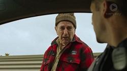 Wilbur Jessup, Mark Brennan in Neighbours Episode 7446