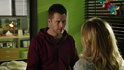 Mark Brennan, Steph Scully in Neighbours Episode 7447