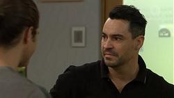 Dustin Oliver, Tyler Brennan in Neighbours Episode 7447