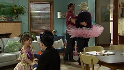 Nell Rebecchi, Charlie Hoyland, Brad Willis, Toadie Rebecchi in Neighbours Episode 7448