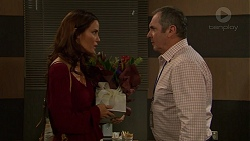Elly Conway, Karl Kennedy in Neighbours Episode 7448