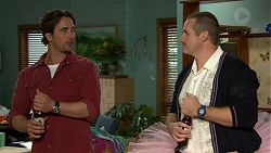 Brad Willis, Toadie Rebecchi in Neighbours Episode 7448