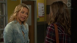 Steph Scully, Amy Williams in Neighbours Episode 7448