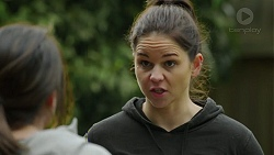 Angelina Jackson, Paige Novak in Neighbours Episode 7448
