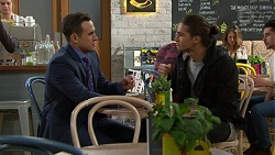 Aaron Brennan, Tyler Brennan in Neighbours Episode 7449