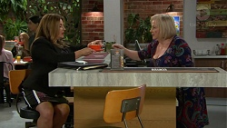 Terese Willis, Sheila Canning in Neighbours Episode 7449