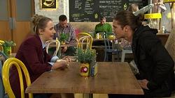 Piper Willis, Tyler Brennan in Neighbours Episode 7449