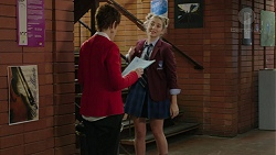 Susan Kennedy, Piper Willis in Neighbours Episode 7450