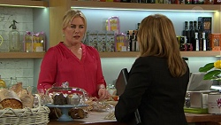 Lauren Turner, Terese Willis in Neighbours Episode 7450