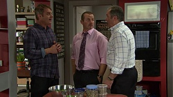 Gary Canning, Toadie Rebecchi, Karl Kennedy in Neighbours Episode 7450