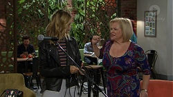 Madison Robinson, Sheila Canning in Neighbours Episode 7450