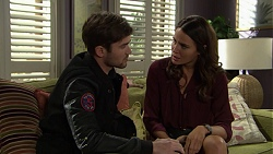 Ned Willis, Elly Conway in Neighbours Episode 7450