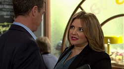 Paul Robinson, Terese Willis in Neighbours Episode 7451