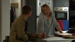 Mark Brennan, Steph Scully in Neighbours Episode 7451