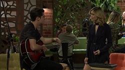 Ben Kirk, Madison Robinson in Neighbours Episode 7451
