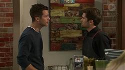 Mark Brennan, Ned Willis in Neighbours Episode 7452