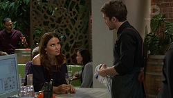 Elly Conway, Ned Willis in Neighbours Episode 7452