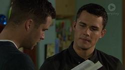 Mark Brennan, Jack Callahan in Neighbours Episode 7452