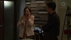 Sonya Rebecchi, Jack Callahan in Neighbours Episode 7452