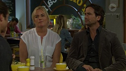 Lauren Turner, Brad Willis in Neighbours Episode 7453