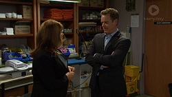 Terese Willis, Paul Robinson in Neighbours Episode 7453