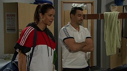 Angelina Jackson, Lenny Ormond in Neighbours Episode 7453