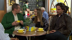 Toadie Rebecchi, Piper Willis, Brad Willis in Neighbours Episode 7453