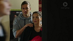 Tyler Brennan, Paige Smith in Neighbours Episode 7453