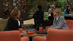Terese Willis, Madison Robinson in Neighbours Episode 7454
