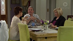 Susan Kennedy, Karl Kennedy, Sheila Canning in Neighbours Episode 7454
