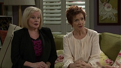 Sheila Canning, Susan Kennedy in Neighbours Episode 7454