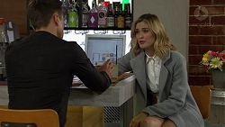 Aaron Brennan, Madison Robinson in Neighbours Episode 7454