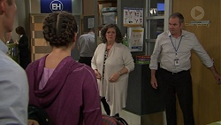 Paige Smith, Rena Jackson, Karl Kennedy in Neighbours Episode 7455