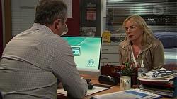 Karl Kennedy, Lauren Turner in Neighbours Episode 7455