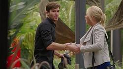 Ned Willis, Lauren Turner in Neighbours Episode 7457