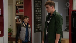 Jimmy Williams, Kyle Canning in Neighbours Episode 7457